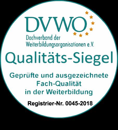 DVWO-Siegel